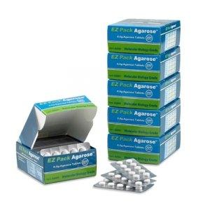 EZ agarose tablets
