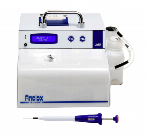 LM5 lactate analyser analox