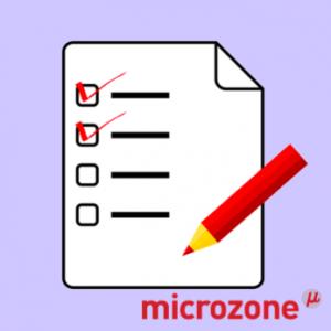 Microzone Quality Testing