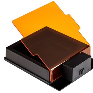 accuris smartdoc accessories - orange photo filter