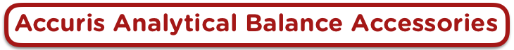analytical balance accessories